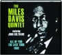 THE MILES DAVIS QUINTET--ALL OF YOU: The Last Tour 1960 - Thumb 1