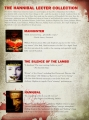 THE HANNIBAL LECTER COLLECTION - Thumb 2