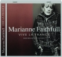 MARIANNE FAITHFULL: Vive la France - Thumb 1