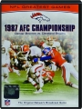 NFL GREATEST GAMES: 1987 AFC Championship - Thumb 1