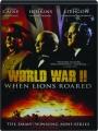 WORLD WAR II: When Lions Roared - Thumb 1