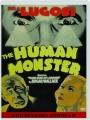 THE HUMAN MONSTER - Thumb 1