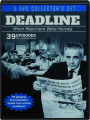 DEADLINE: The Complete Series - Thumb 1