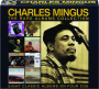 CHARLES MINGUS: The Rare Albums Collection - Thumb 1