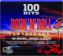 ROCK 'N' ROLL LOVE SONGS: 100 Hits - Thumb 1