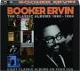 BOOKER ERVIN: The Classic Albums 1960-1964 - Thumb 1
