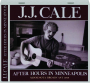 J.J. CALE: After Hours in Minneapolis - Thumb 1