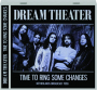 DREAM THEATER: Time to Ring Some Changes - Thumb 1