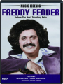 FREDDY FENDER: Music Legends - Thumb 1