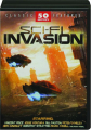 SCI-FI INVASION: 50 Movies - Thumb 1