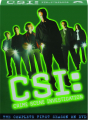 CSI: The Complete First Season - Thumb 1