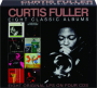 CURTIS FULLER: Eight Classic Albums - Thumb 1