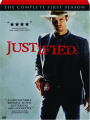 JUSTIFIED: The Complete First Season - Thumb 1