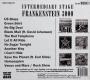 FRANKENSTEIN 3000: Intermediary Stage - Thumb 2