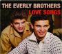 THE EVERLY BROTHERS: Love Songs - Thumb 1