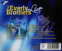 THE EVERLY BROTHERS LIVE - Thumb 2