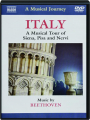 ITALY: Siena, Pisa, and Nervi--A Musical Journey - Thumb 1