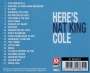 HERE'S NAT KING COLE - Thumb 2