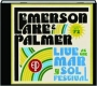 EMERSON LAKE & PALMER: Live at the Mar Y Sol Festival '72 - Thumb 1