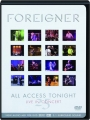 FOREIGNER: All Access Tonight - Thumb 1