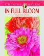 IN FULL BLOOM COLORING BOOK - Thumb 1
