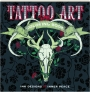 TATTOO ART COLORING BOOK: Ink Designs for Inner Peace - Thumb 1