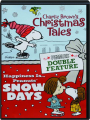 CHARLIE BROWN'S CHRISTMAS TALES / HAPPINESS IS...PEANUTS SNOW DAYS - Thumb 1