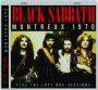BLACK SABBATH: Montreux 1970 - Thumb 1