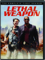 LETHAL WEAPON: The Complete First Season - Thumb 1