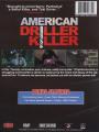 AMERICAN DRILLER KILLER - Thumb 2