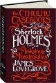 SHERLOCK HOLMES AND THE MISKATONIC MONSTROSITIES - Thumb 1