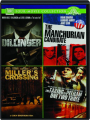 DILLINGER / THE MANCHURIAN CANDIDATE / MILLER'S CROSSING / THE TAKING OF PELHAM ONE TWO THREE - Thumb 1