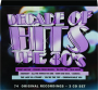 DECADE OF HITS: The 30's - Thumb 1