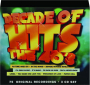 DECADE OF HITS: The 40's - Thumb 1