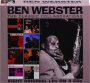 BEN WEBSTER: The Classic Collaborations - Thumb 1
