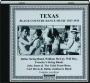 TEXAS BLACK COUNTRY DANCE MUSIC 1927-1935 - Thumb 1