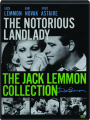 THE NOTORIOUS LANDLADY: The Jack Lemmon Collection - Thumb 1