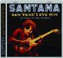 SANTANA: New Year's Eve 1976 - Thumb 1