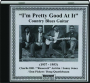 I'M PRETTY GOOD AT IT: Country Blues Guitar - Thumb 1