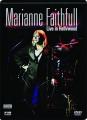 MARIANNE FAITHFULL LIVE IN HOLLYWOOD - Thumb 1
