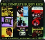 THE COMPLETE BUDDY RICH: The Classic Albums 1957-1962 - Thumb 1