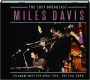 MILES DAVIS: The Lost Broadcast - Thumb 1