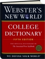 WEBSTER'S NEW WORLD COLLEGE DICTIONARY, FIFTH EDITION - Thumb 1
