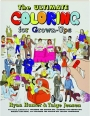 THE ULTIMATE COLORING FOR GROWN-UPS - Thumb 1