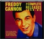 FREDDY CANNON: The Complete Releases 1959-62 - Thumb 1