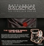 BATTLESTAR GALACTICA COMPLETE SERIES + COLLECTIBLE CYLON - Thumb 2