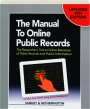 THE MANUAL TO ONLINE PUBLIC RECORDS, 4TH EDITION - Thumb 1