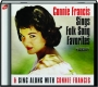 CONNIE FRANCIS SINGS FOLK SONG FAVORITES / SING ALONG WITH CONNIE FRANCIS - Thumb 1