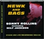 NEWK AND BAGS: Sonny Rollins Featuring Milt Jackson - Thumb 1