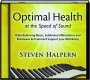 STEVEN HALPERN: Optimal Health at the Speed of Sound - Thumb 1